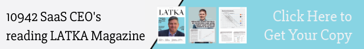 Get Latka SaaS Magazine September Now Available