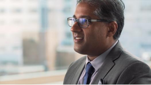 Medstack CEO Balaji Gopalan